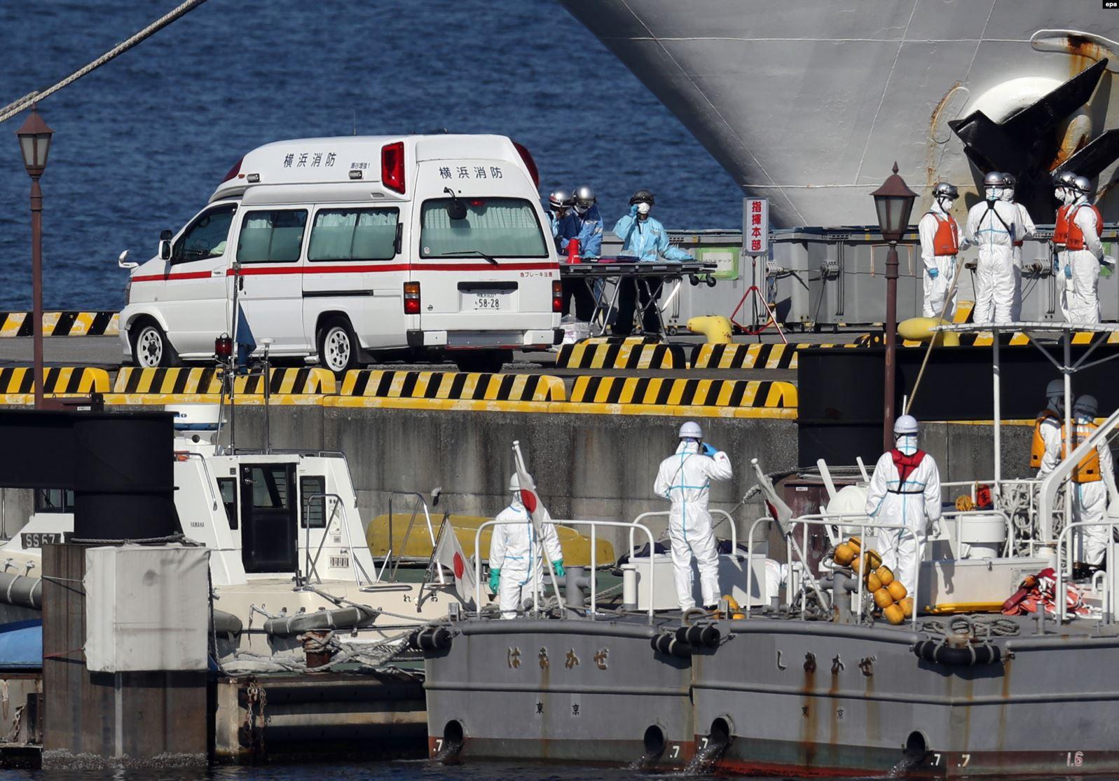 6DDDFEE9-6D01-4149-A77E-EF2ACEF803A1_w1597_n_r0_st У 25 українців на заблокованому лайнері біля Японії коронавірусу не виявлено