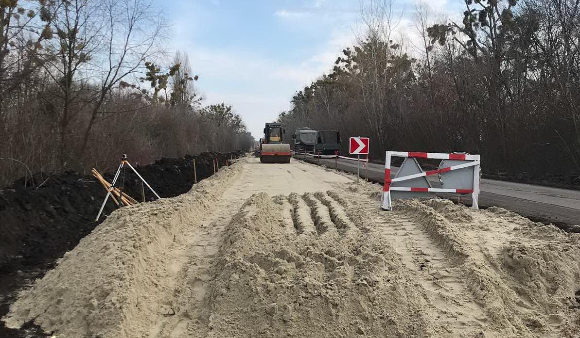 Новий сезон дорожніх робіт вже стартував на Васильківщині -  - 7 4