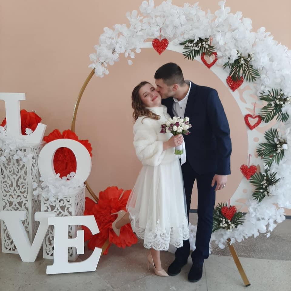На Київщині триває весільний бум