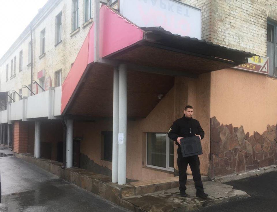 Інтернет допоміг: у центрі Василькова ліквідували черговий гральний заклад