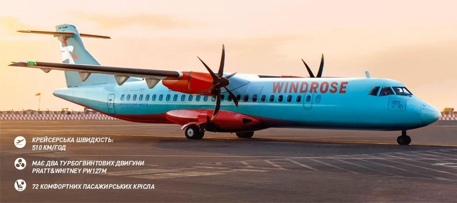 86375054_2724643267591544_6700221287534428160_n Компанія Windrose здійснюватиме  регулярні авіаперевезення між найбільшими містами України