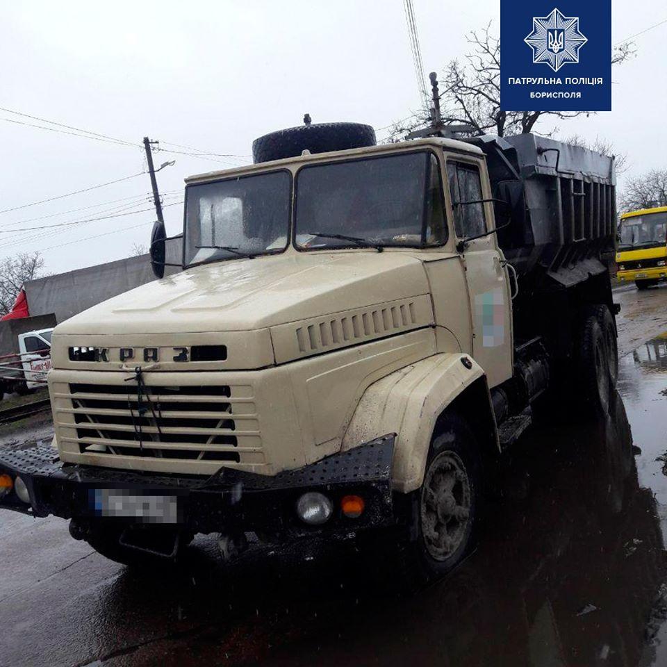 86621768_2633358150219304_2921498181361467392_o П'яний водій КРАЗа влаштував ДТП у Борисполі
