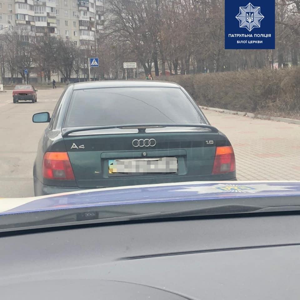 87050882_1581060138727707_4853056579097853952_n Білоцерківські патрульні за 5 днів виявили 5 підробок документів на авто