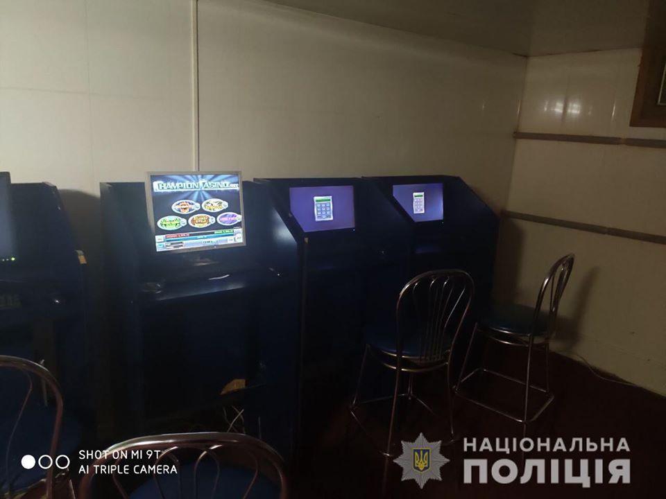 87330536_2807432622645225_4628711672515657728_o Підпільний гральний салон на Васильківщині працював через «чорний вхід»