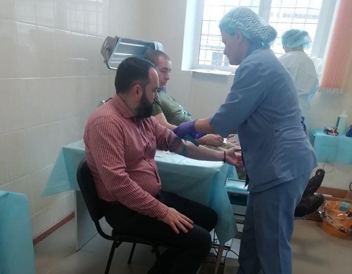 87975948_1074669792875727_1592112920286724096_o 43 донори у Василькові здали 15 літрів крові