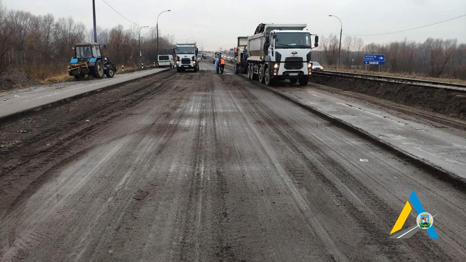 На Броварщині розпочали капітальний ремонт на автодорозі М-01 Київ-Чернігів-Нові Яриловичі -  - 88253793 886041881829850 348370118843039744 n