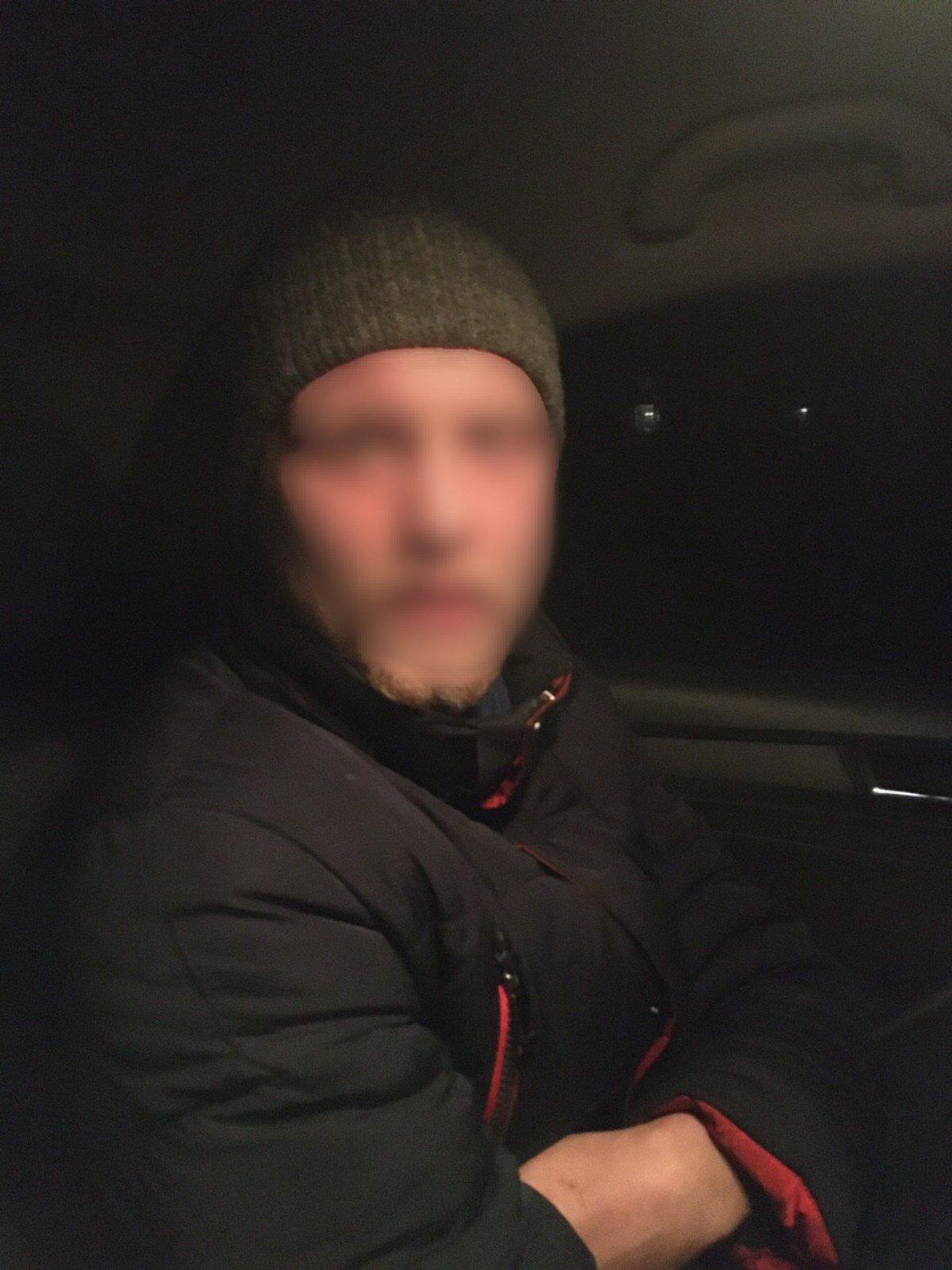 """89067rty У магазині """"Єва"""" в Броварах затримали крадія"""