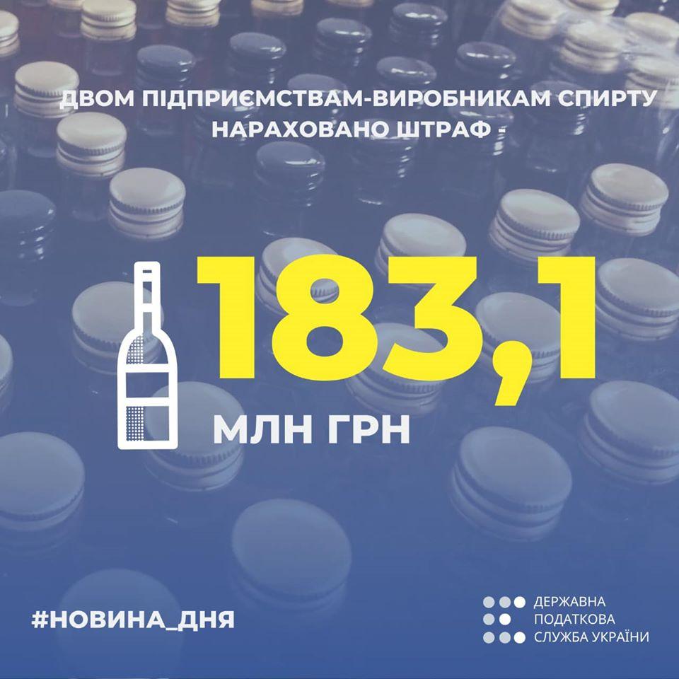 Податківці Київщини припинили роботу двох «безліцензійних» виробників спирту - штраф, порушення законодавства, київщина, ДПС - DPS