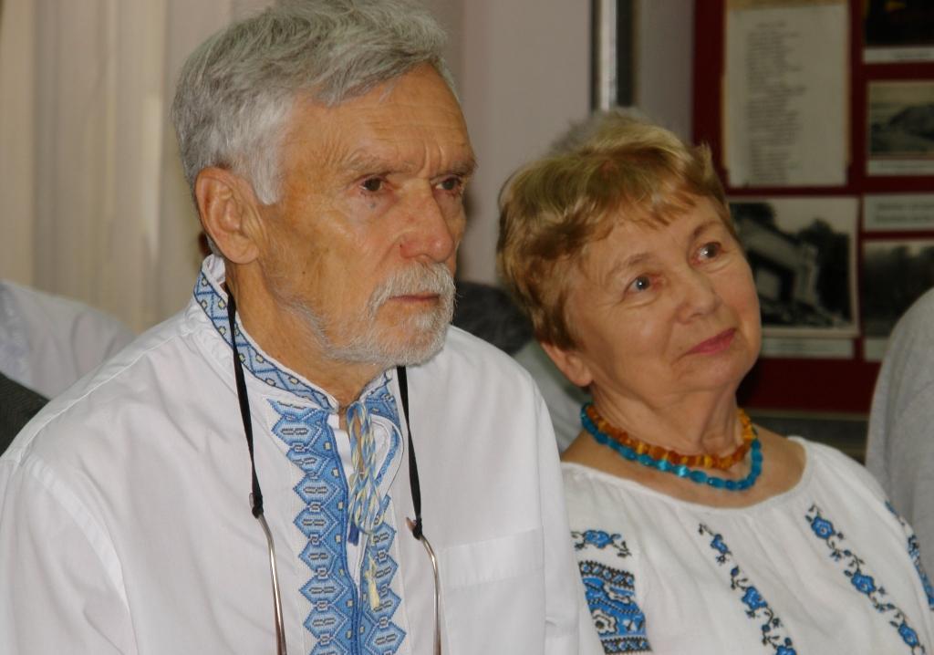 У Києві з нагоди 80-річчя українського мандрівника Валерія Петущака відбудеться відкрита зустріч -  - DSC09164