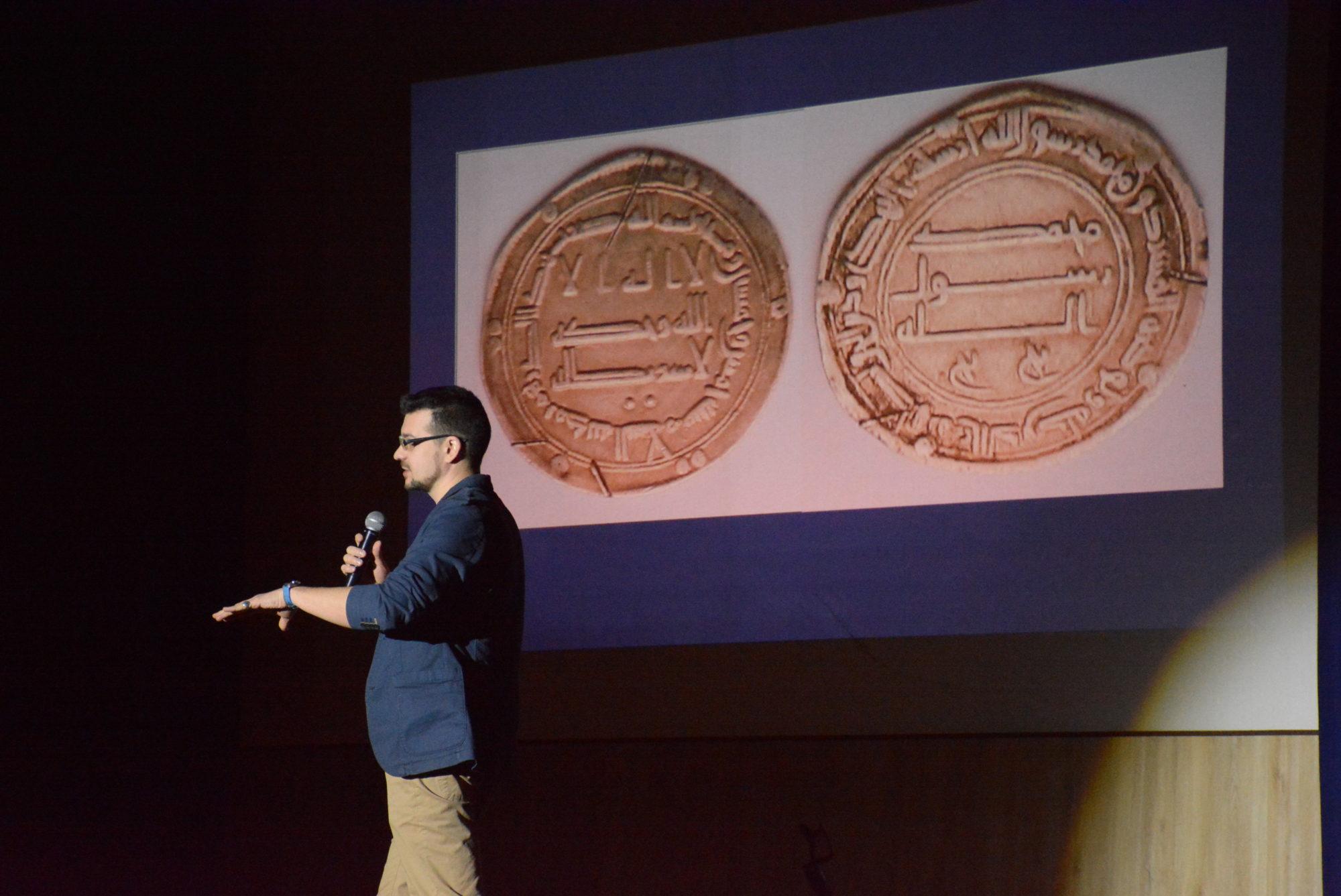 Броварчанам показали артефакт - печатку князя Святослава Хороброго -  - DSC 4663 2000x1337