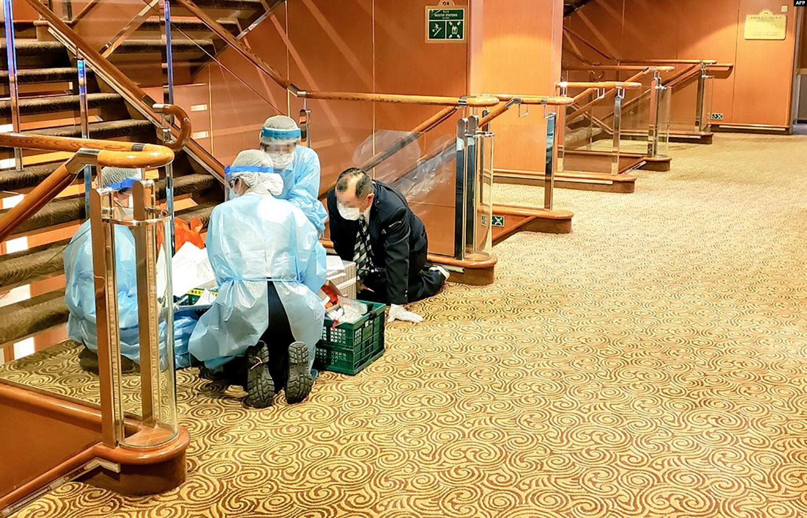 F0E8F235-ADE4-4C15-985B-60871542B12A_w1597_n_r0_st У 25 українців на заблокованому лайнері біля Японії коронавірусу не виявлено