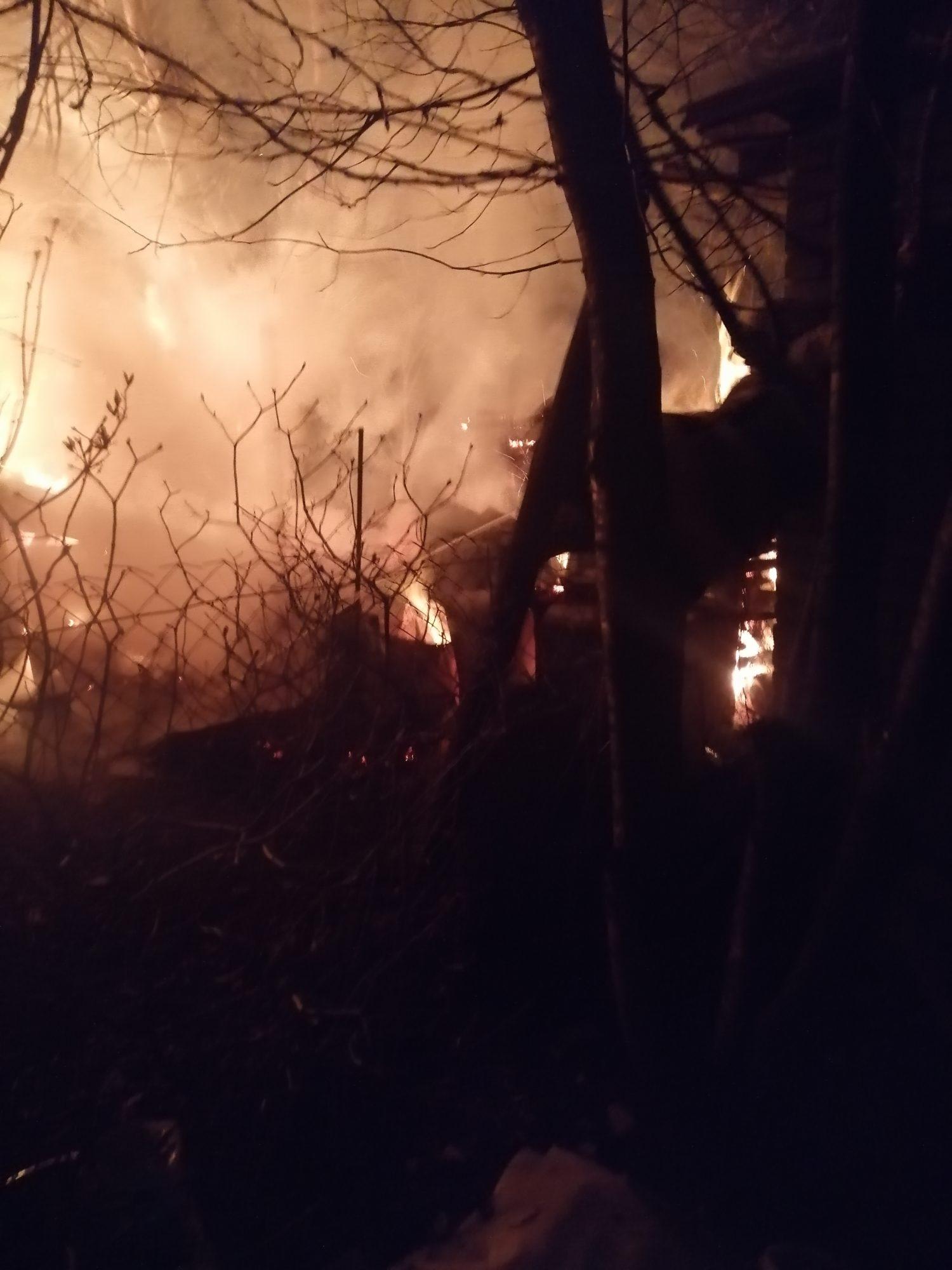 IMG_20200221_224552-1500x2000 На території дачного кооперативу у Баришівському районі сталася пожежа