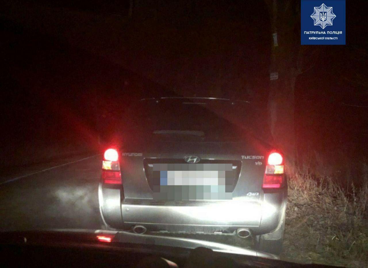 Києво-Святошинський район: у Мироцькому водій пропонував хабар 200$ за нетверезе керування авто -  - IMG 20200228 162254 479