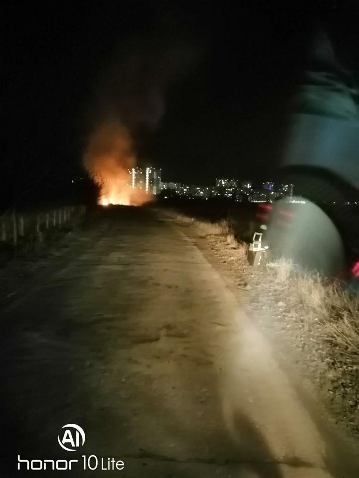 Irp-suh-trava-5 Пекельний вікенд: 5 загорань трав'яного настилу приборкали рятувальники Ірпінського регіону
