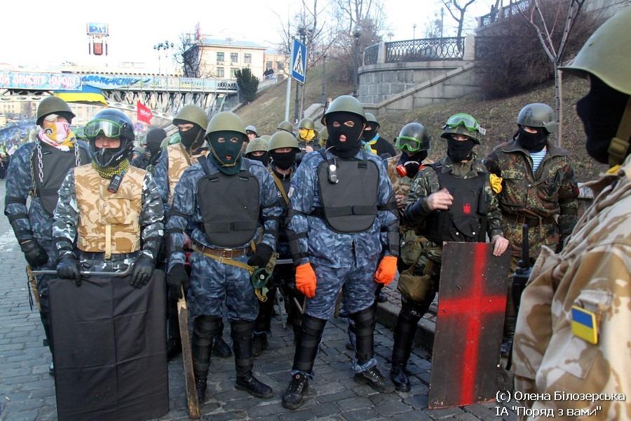 Majdan1 Спогади кривавого Майдану через об'єктив