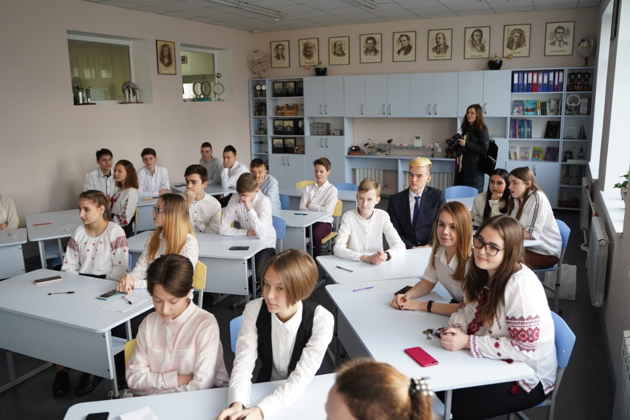 SHkola-1-Vyshneve Дочекалися: у Вишневому відкрили школу №1