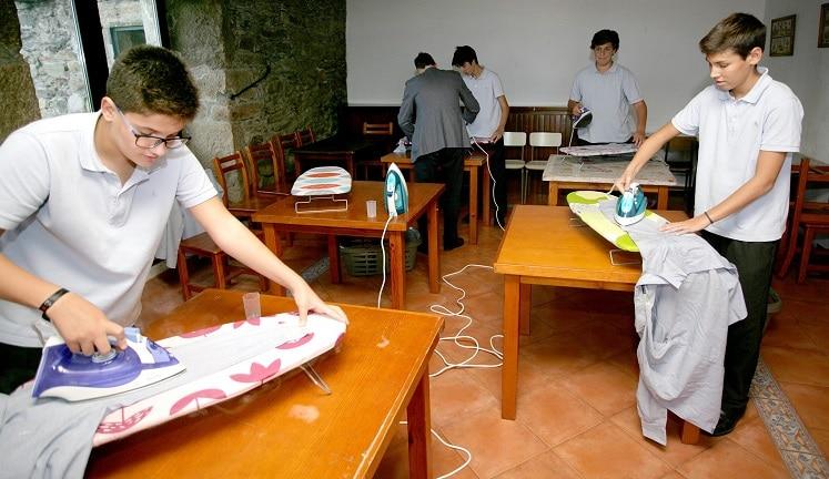 Домашнє господарювання для хлопців: іспанський експеримент - школа, світ, Освіта - dom2