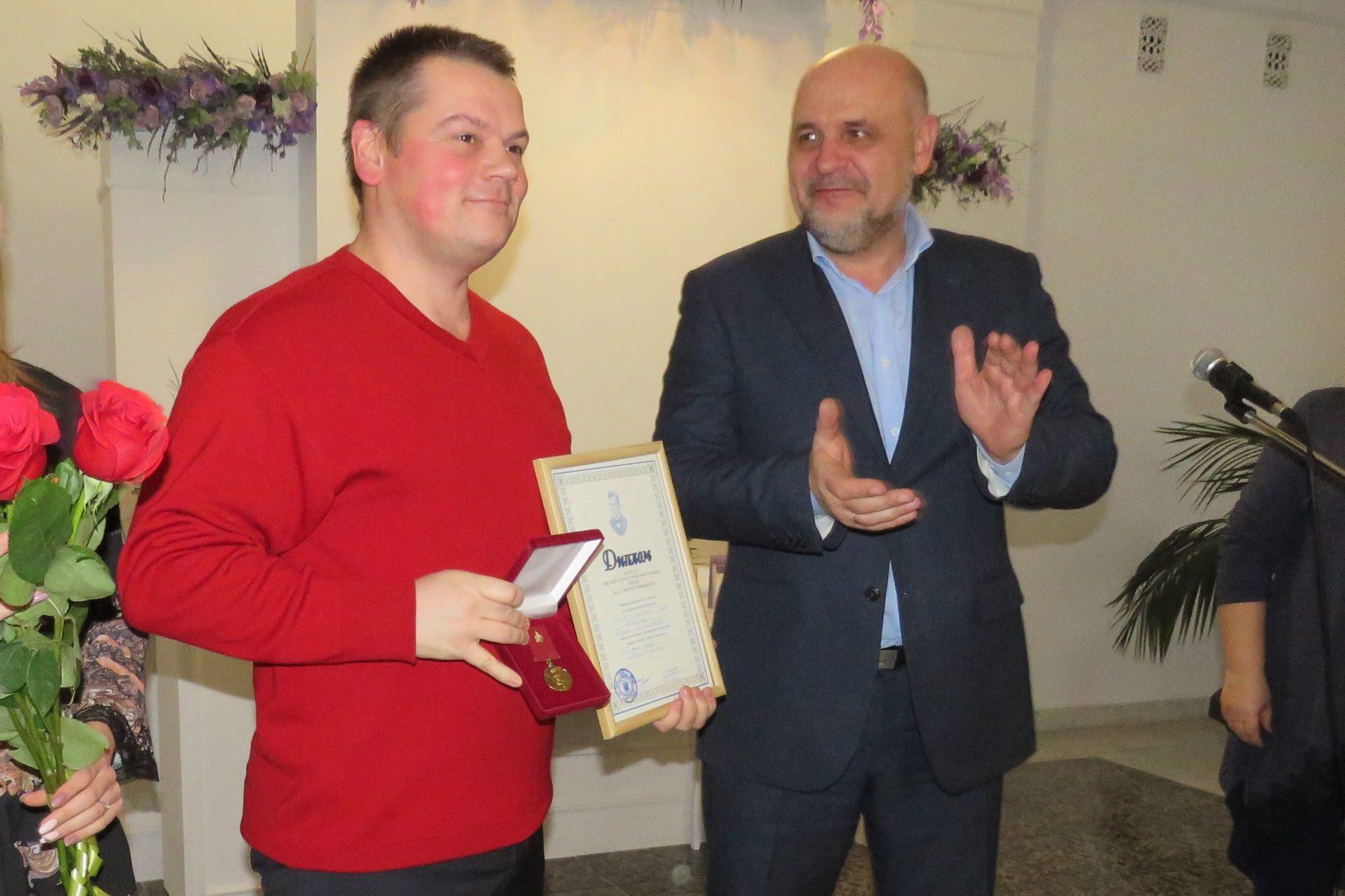 Нагородили найкращих: у Білій Церкві вручили літературно-мистецькі премії - Нагородження - imgbig 9 2000x1333