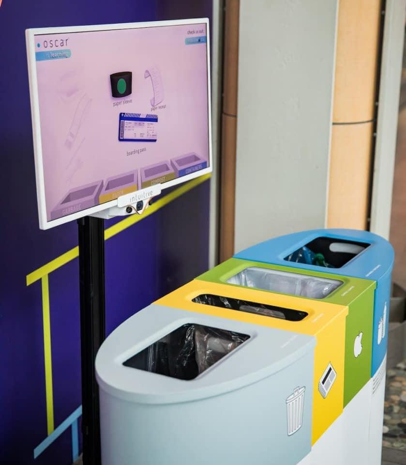Розумні сміттєві контейнери дякують  користувачам - США, сортування відходів, світ, розумні контейнери, Канада - kontejner