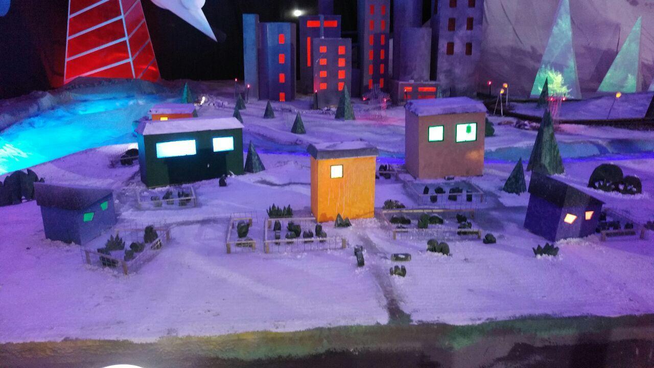 Ukraine WOW: на столичному вокзалі триває інтерактивна виставка -  - photo 2020 02 18 12 19 18