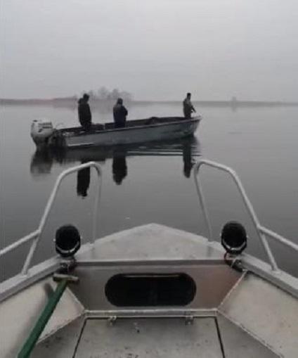 ryba1ob На Вишгородщині за два дні спіймали 13 браконьєрів