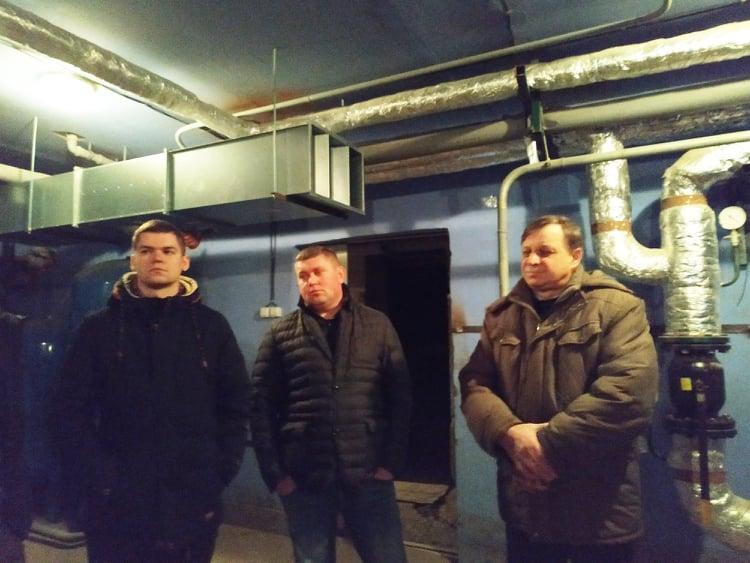 Як зменшити суми у платіжках за тепло у Вишгороді: радились посадовці - регулювання, київщина, Вишгород - teplo1