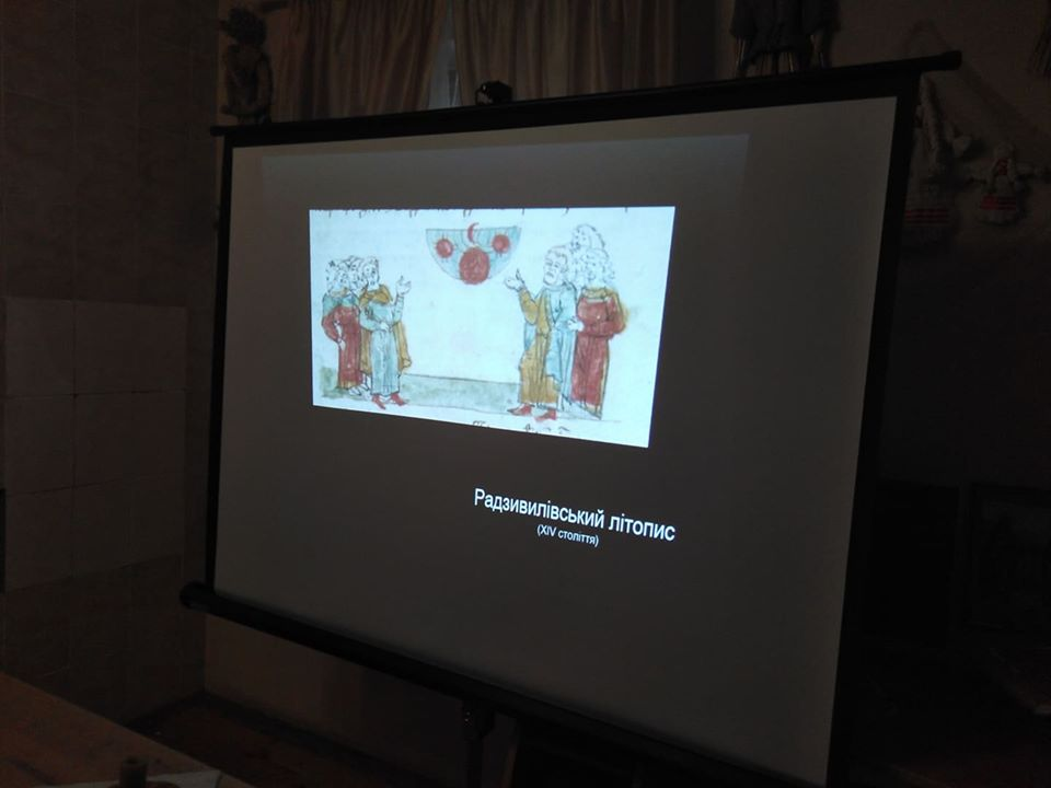 У Вишгородському музеї школярі вчили давньоруську абетку - Міжнародний день рідної мови, майстер-клас, київщина, ВІКЗ, Вишгород - vikz8