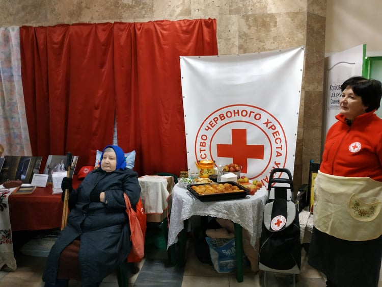 «Самота»: проєкт Вишгородської волонтерки Олени Білоус – про одиноких людей і не тільки - фотопроєкт, київщина, Вишгород - vyst4