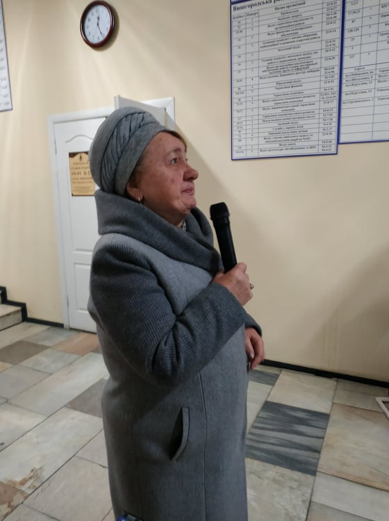 «Самота»: проєкт Вишгородської волонтерки Олени Білоус – про одиноких людей і не тільки - фотопроєкт, київщина, Вишгород - vyst5 1