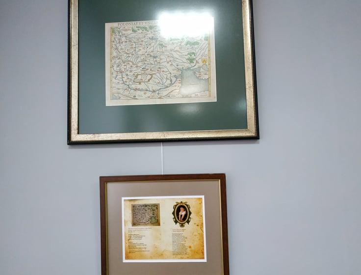 «Київщина: діалог часів. 1761-1932»: в основі виставки – карти - Проєкт, київщина, виставка, архів - vystavka2