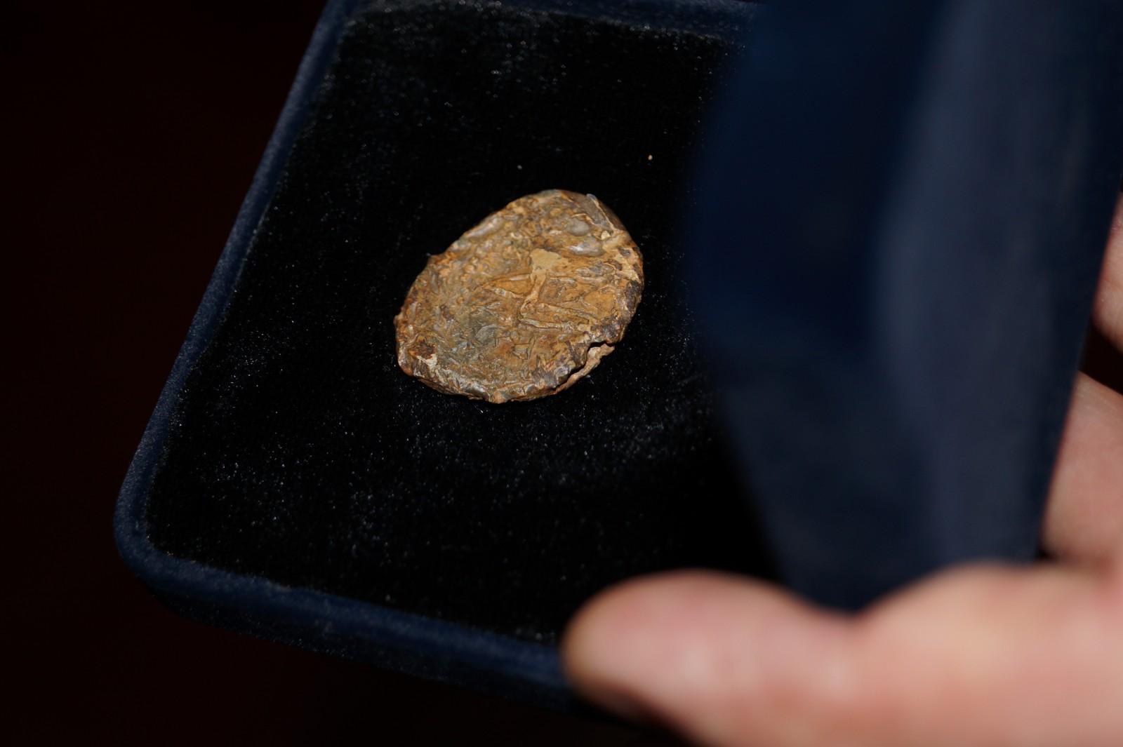 Броварчанам показали артефакт - печатку князя Святослава Хороброго -  - zobrazhennya viber 2020 02 26 14 38 26