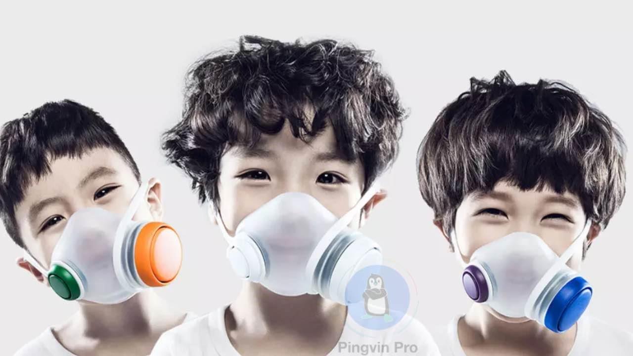 На захисті від вірусів: «розумна» маска від Xiaomi -  - 000