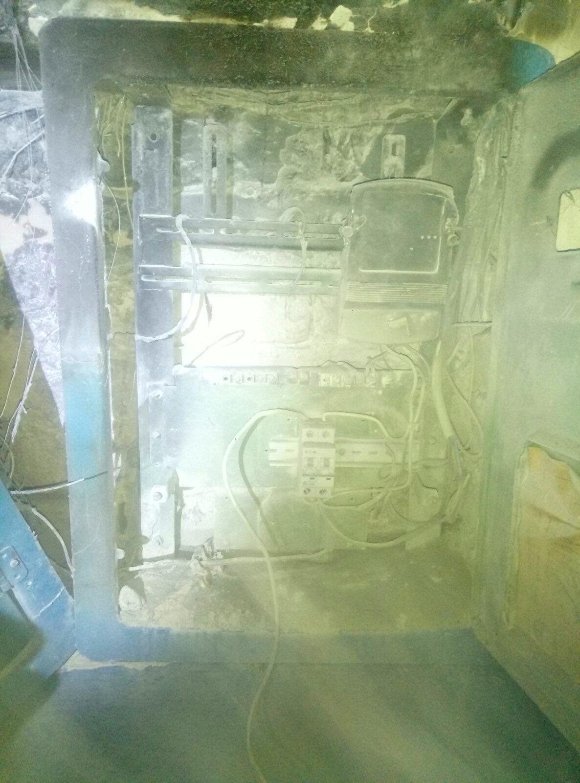 Під Києвом в багатоквартирному будинку загорілася електрощитова - пожежа - 03 1