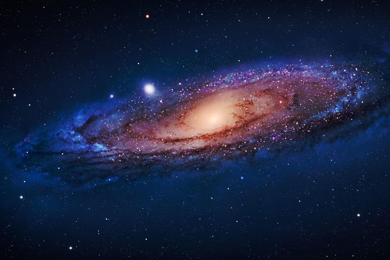 Околиці Чумацького Шляху загадково деформуються: ймовірно через зіткнення з іншою галактикою - Чумацький шлях, галактика - 04 shlyah