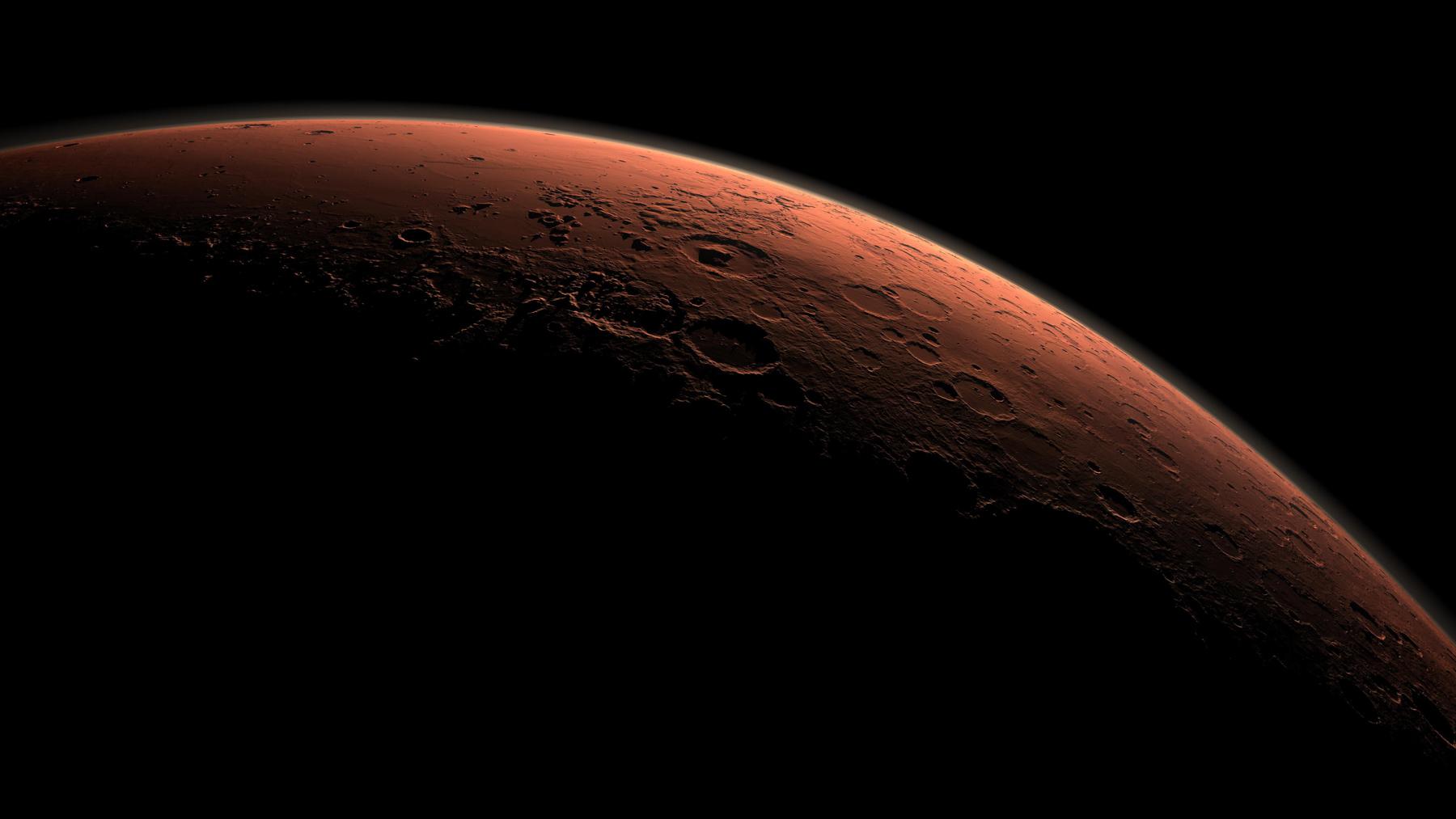 Органічні молекули, виявлені на Марсі, мають біологічне походження, – вчені - позаземне життя - 10 mars