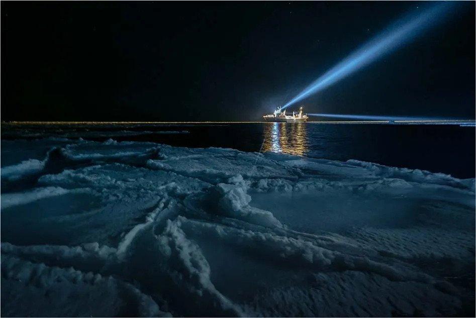 Світлове забруднення сягнуло морських глибин - Світовий океан - 10 svet2