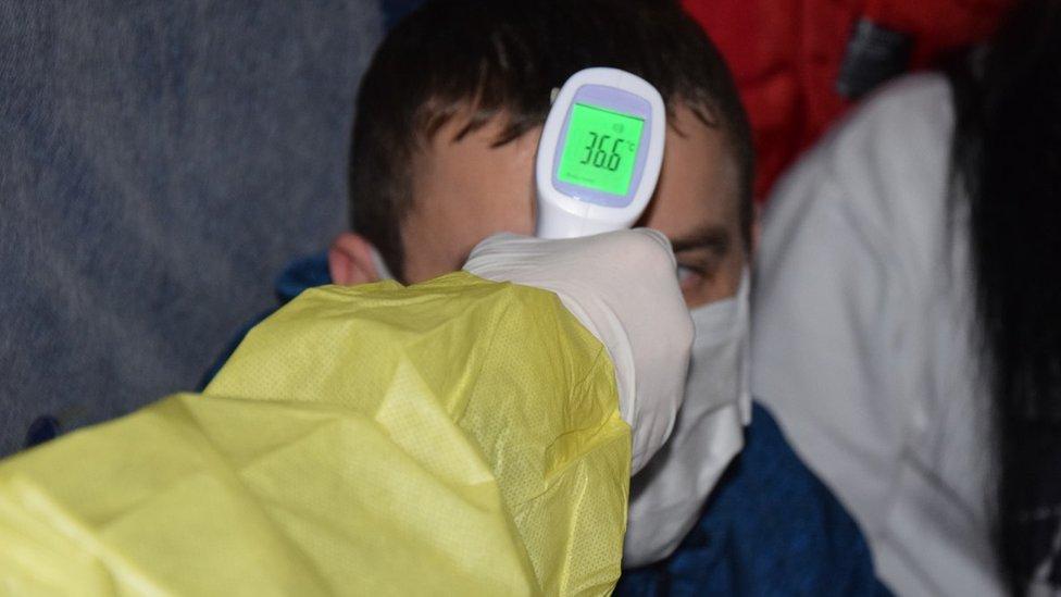 В Україні одужав перший пацієнт із коронавірусом -  - 111370431 963572