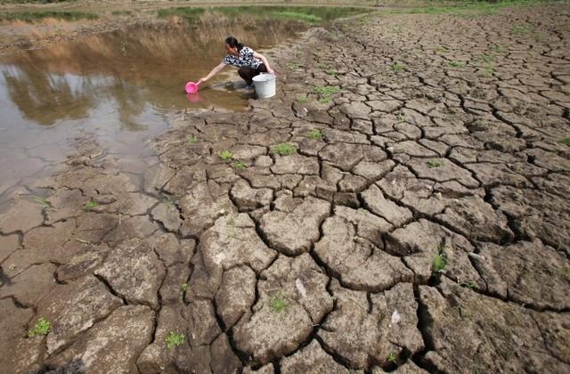 Через аномальне потепління Україні загрожує екологічна катастрофа - річки, екологічна катастрофа - 13 eko