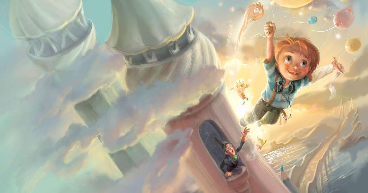 """Оновленого """"Петрика П'яточкина"""" відібрано для показу на найбільший анімаційний форум Європи Cartoon Movie -  - 1559832816 1556 87474cca9e8e058f44"""