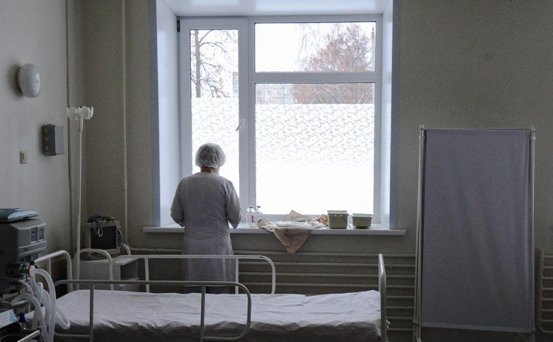 Жінка із підозрою на коронавірус втекла з Київської лікарні -  - 1579369161 755725007242162 e1584723732701