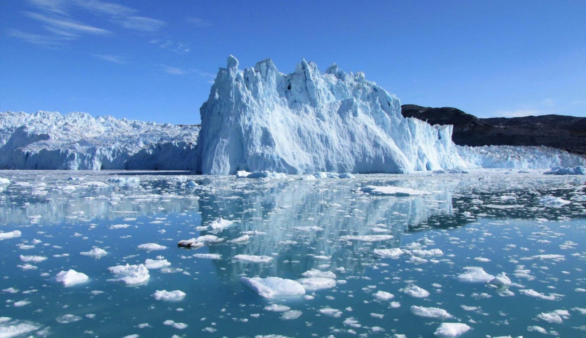 Гренландія й Антарктика втрачають льодовики в 6 разів швидше, ніж в 1990-і роки - льодовики, лід, Гренландія, Антарктика - 16 ledovyky