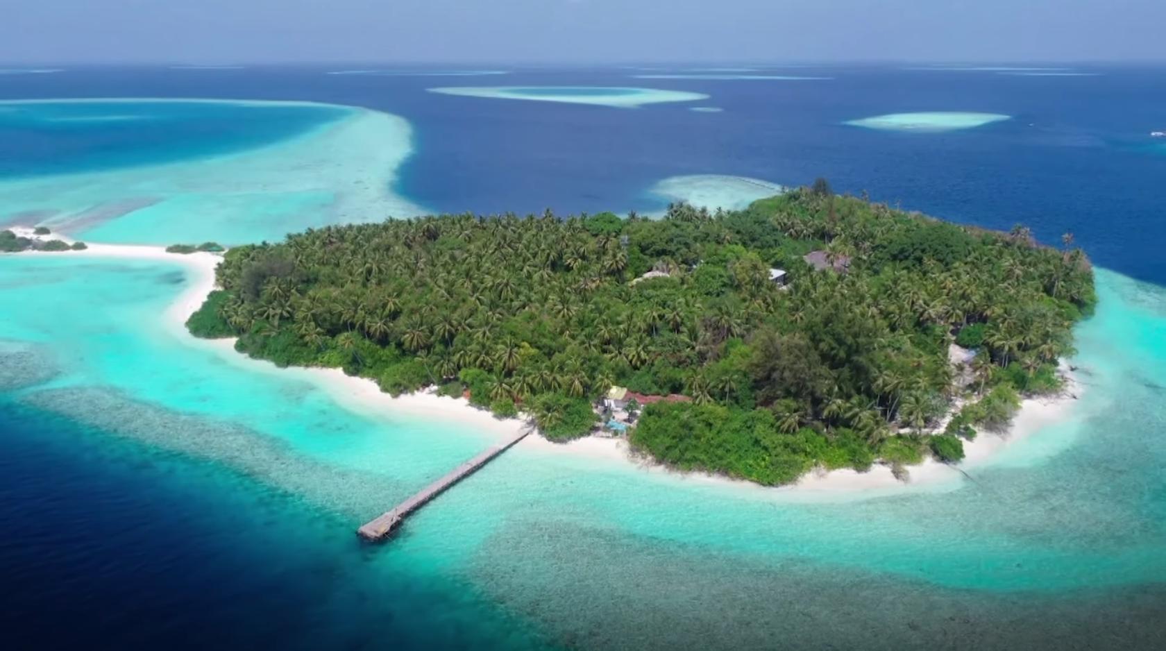 Кому «війна», а кому мати рідна: на Мальдівах побудували готель для хворих коронавірусом - коронавірус - 17 otel
