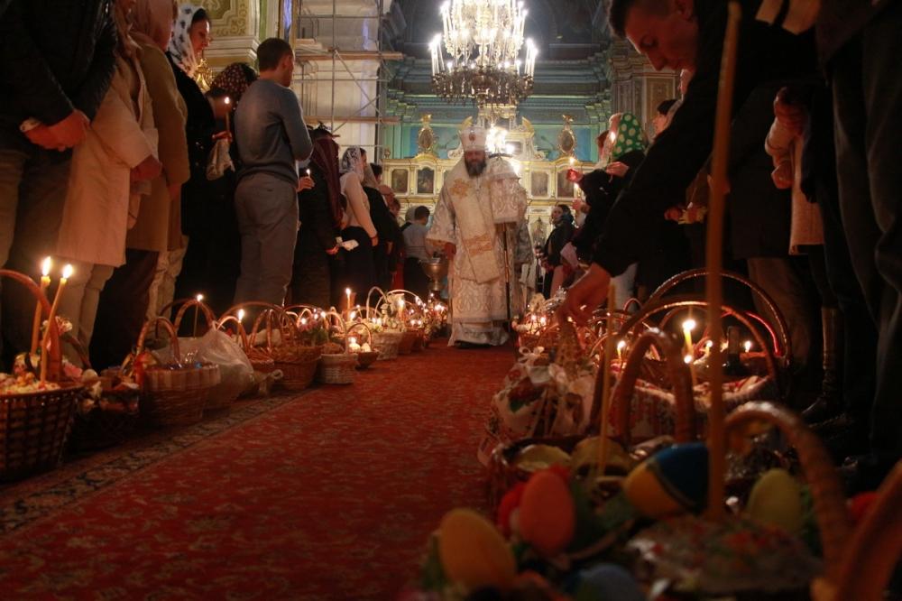 Богослужіння онлайн: задля безпеки українців під час карантину держава ініціює проект «Великдень вдома» -  - 20190428051041