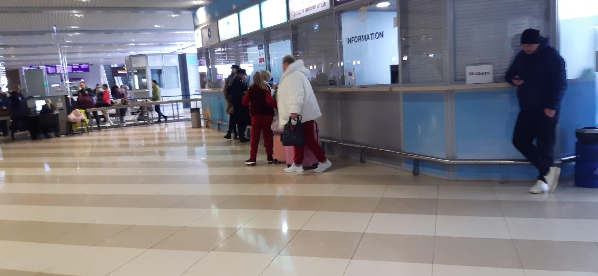 Жінки, які працюють в аеропорту «Бориспіль», хто вони? (частина 1) -  - 20200130 123744 2000x924