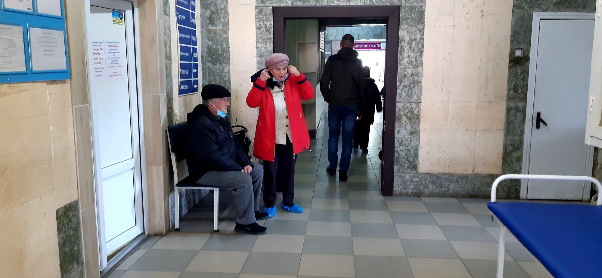 У лікарні Борисполя перебуває 51 дитина із пневмонією -  - 20200219 120547 2000x924