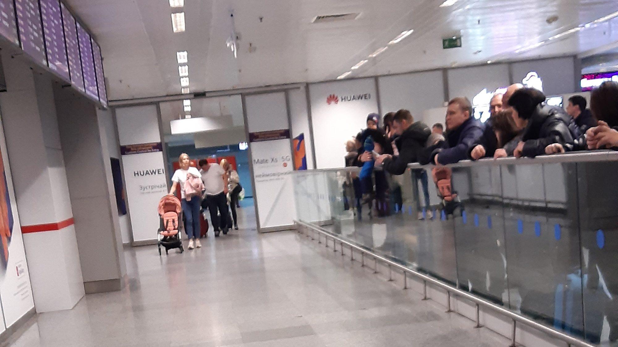 В громадянки України по прильоту в «Бориспіль» виявили симптоми коронавірусу -  - 20200226 171333 2000x1124