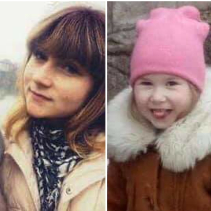 Матір з донькою, які зникли в Білогородці, вже розшукали -  - 20200317 103734 1