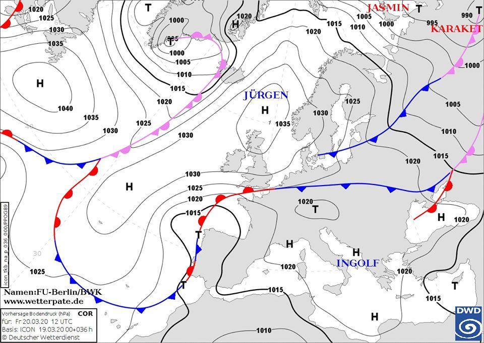 В день весняного рівнодення на Київщині буде ще тепло, а на вихідних – суттєве похолодання - погода - 20 pogoda3