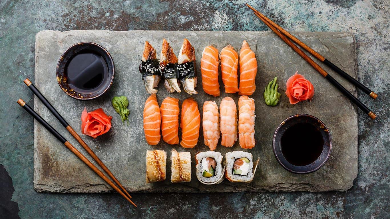 За 40 років в рибі для суші стало в 283 рази більше паразитів, – вчені - риба - 20 sushy