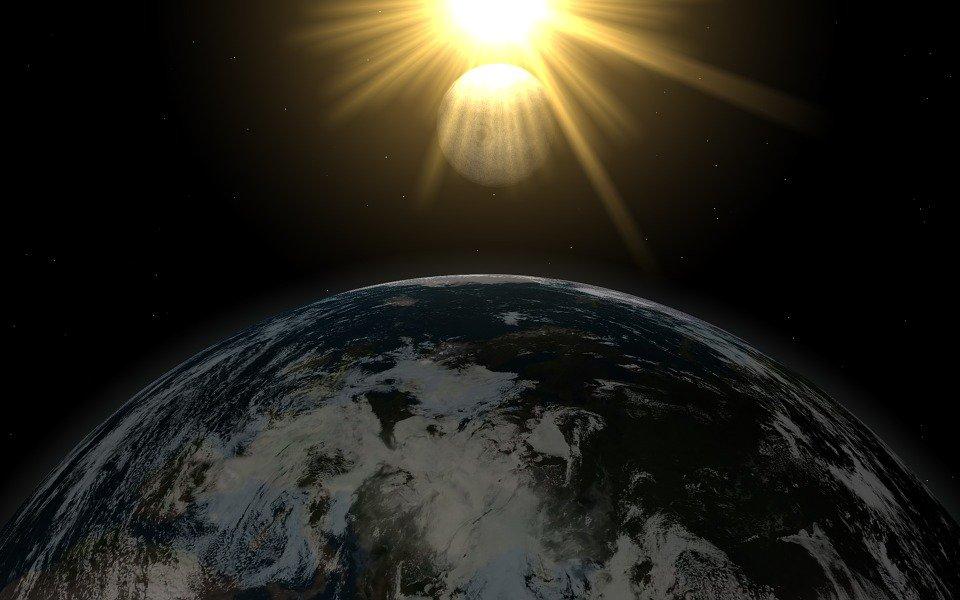 Сьогодні зустрічаємо астрономічну весну: 20-го березня весняне рівнодення -  - 20 vesnyane